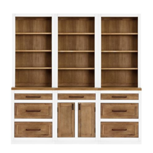 Ashton Dining Room Servers with two 2 Drawer