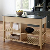 Carmello Kitchen Island