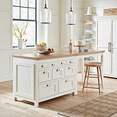Millstone Kitchen Island & Counter Height Table