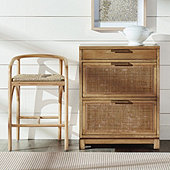 Cyrus 3-Drawer Console