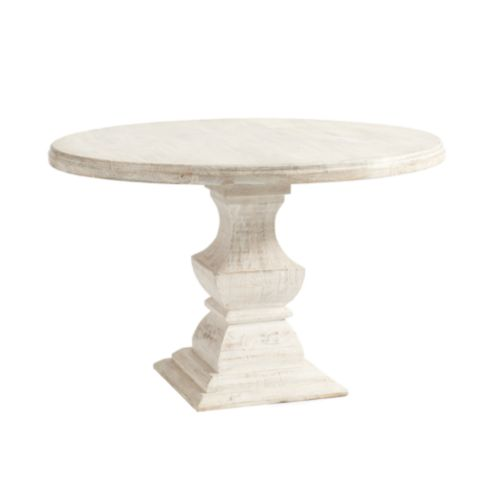 Andrews Pedestal Dining Table - 48