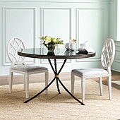 Miles Redd Round Dining Table