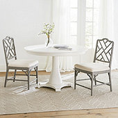 Sienna Pedestal Dining Table