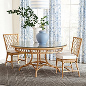 Suzanne Kasler Southport Rattan 60