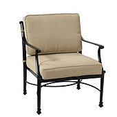 Amalfi Lounge Chair with Cushions