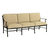 Amalfi Sofa with Cushions