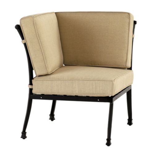 Amalfi Corner Chair with Cushions