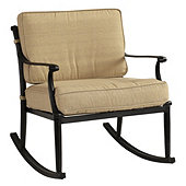 Amalfi Rocking Chair with Cushions