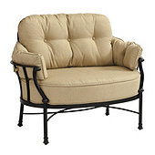 Amalfi Cuddle Chair with Cushions