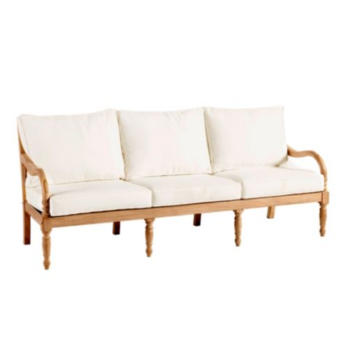 Ceylon Sofa with Cushion