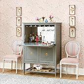 Biaggi Bar Cabinet