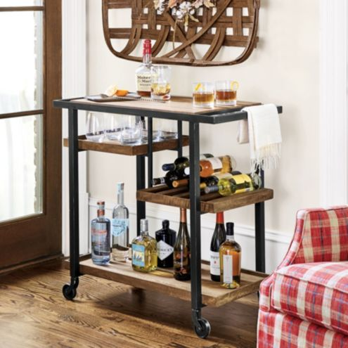Byers Bar Cart