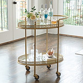 Mavis Bar Cart