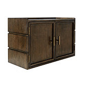 Marceau Wine Bar 2 Door Cabinet