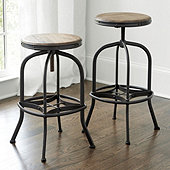 Allen Swivel Bar Stool