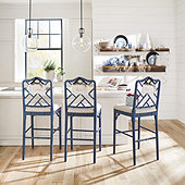 Dayna Stools - Red