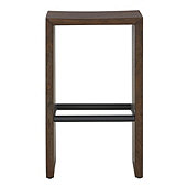 Montrose Live Edge Bar Stool