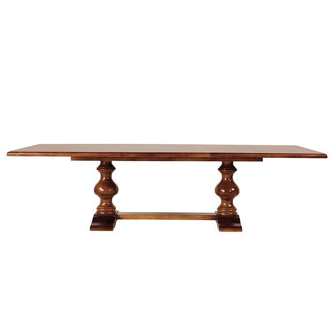 Casa Florentina Tarvine Double Pedestal Dining Table - Custom