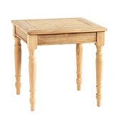 Ceylon Teak Side Table