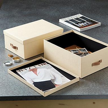 Elisa Storage Boxes