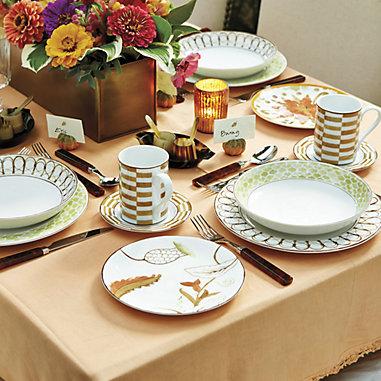 Bunny Williams Melange Dinnerware Collection