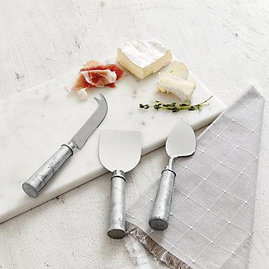 Hayden 3-Piece Cheese Knife Set