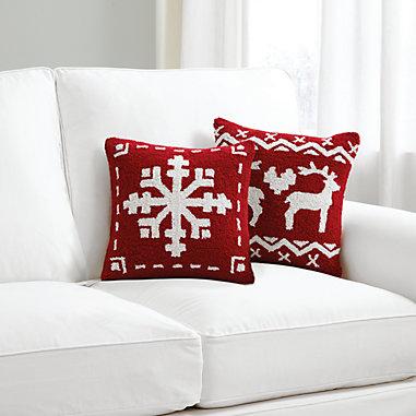 fair isle pillows - Christmas Pillows