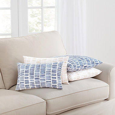 Hatch Stripe Pillow