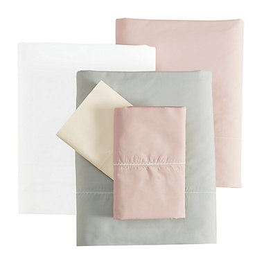 Ballard Classic Egyptian Percale Sheet Set