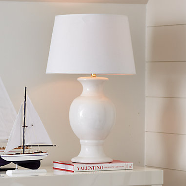 Suzanne Kasler Chapelle Urn Table Lamp