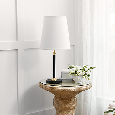Table Lamps Lamp Amp Light Fixtures Ballard Designs