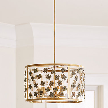 Gemma Dogwood Chandelier