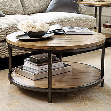 Durham Round Coffee Table