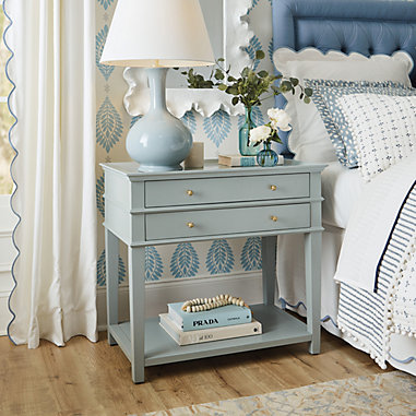 Nightstands And Bedside Tables Ballard Designs