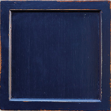 Casa Florentina Distressed Navy Wood Swatch