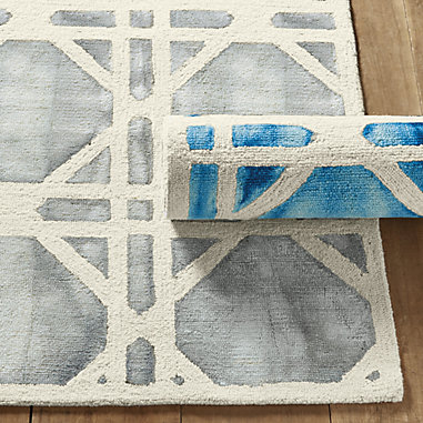 Mayla Dip Dyed Rug