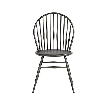 Wexford Metal Windsor Dining Chair Set Of 2