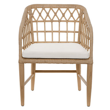 Andorra Rattan Dining Chair