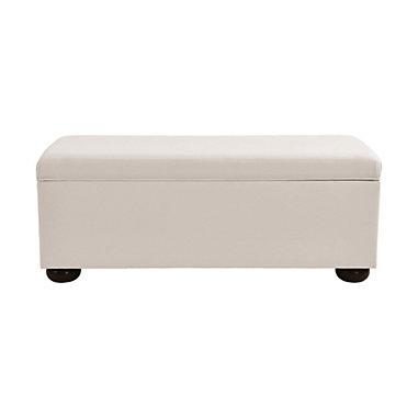 Amelia Storage Bench