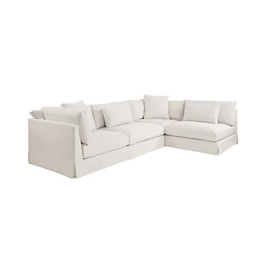 Roswell Upholstered Left Arm Sectional