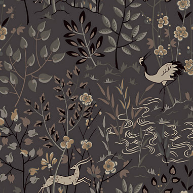 Nature's Folly Wallpaper