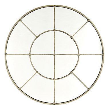 Grand Palais Round Mirror