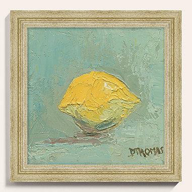 Petite Make Lemonade Art