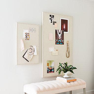 Classic Linen Display Board