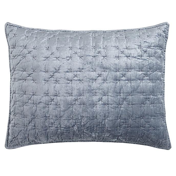Margot Slubby Velvet Quilted Bedding