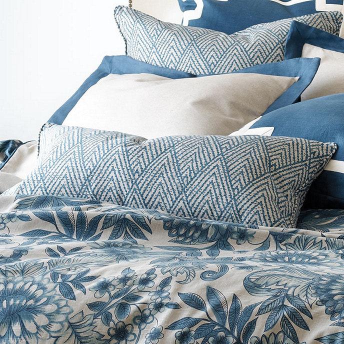 Marsielle Floral Duvet Ballard Designs