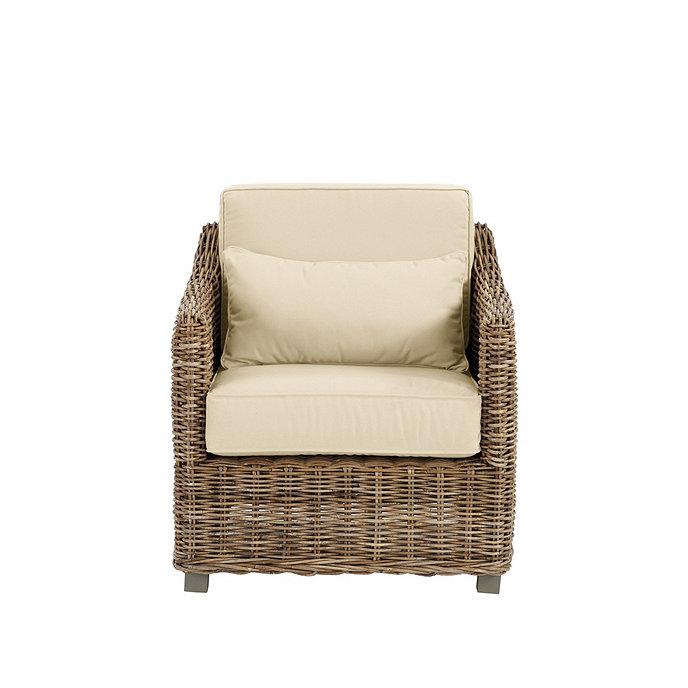 Capri Cushion Brown Cushions Ballard Designs