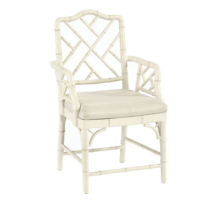 12 Best White Rattan & Bamboo Dining Chairs