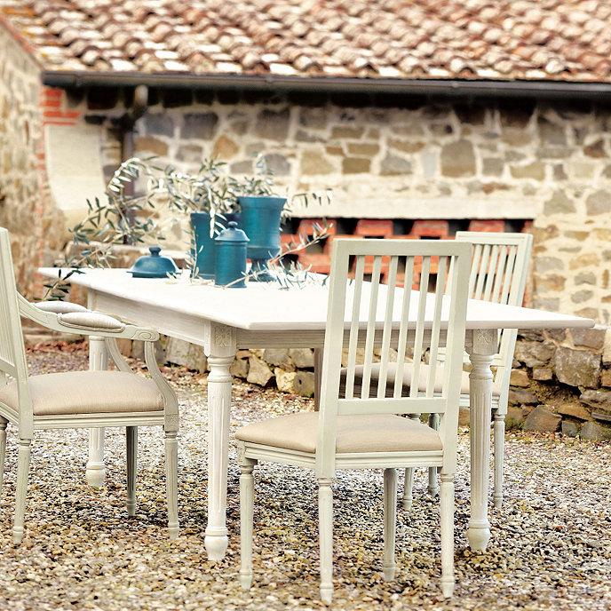 Sorrento Rectangular Dining Table Tables Ballard Designs