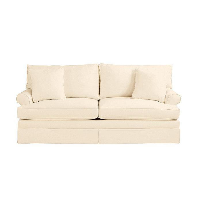 Davenport Upholstered Sofa Ballard Designs Ballard Designs